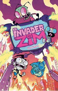 תמונה של INVADER ZIM TP VOL 01