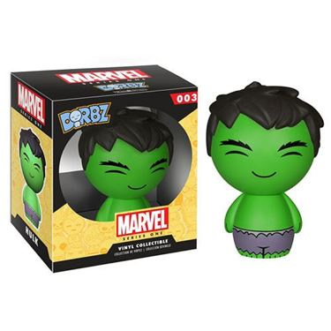 תמונה של Hulk Marvel Series 1 Dorbz Vinyl Figure