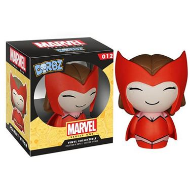 תמונה של Scarlet Witch Marvel Series 1 Dorbz Vinyl Figure