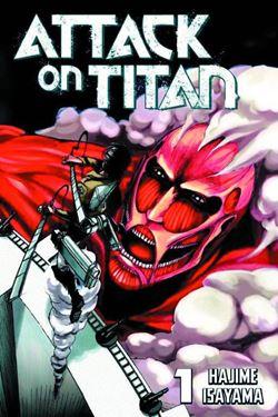 תמונה של ATTACK ON TITAN GN VOL 01