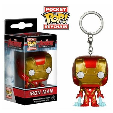 תמונה של Avengers Age of Ultron Iron Man Pocket Pop