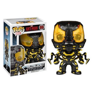 תמונה של Ant-Man Yellowjacket Pop