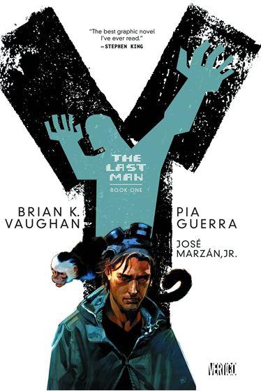 תמונה של Y THE LAST MAN TP BOOK 01