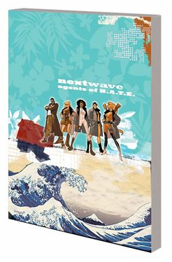 תמונה של NEXTWAVE AGENTS OF HATE COMPLETE COLLECTION TP
