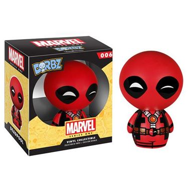תמונה של Deadpool Marvel Series  Dorbz