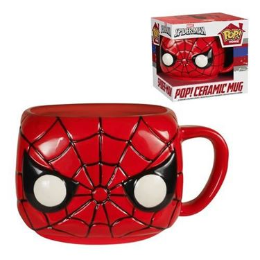 תמונה של POP HOME MARVEL SPIDER-MAN HEAD MUG