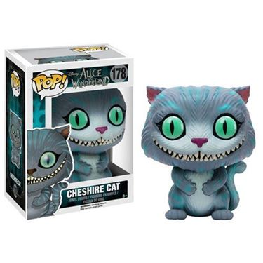 תמונה של Alice in Wonderland Cheshire Cat Pop