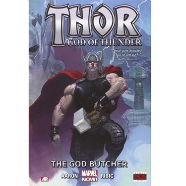 תמונה של Thor: God of Thunder Vol 1: The God Butcher