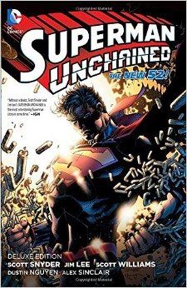 תמונה של SUPERMAN UNCHAINED TP