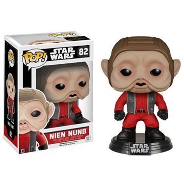 תמונה של Star Wars: Episode VII - The Force Awakens Nien Nunb Pop