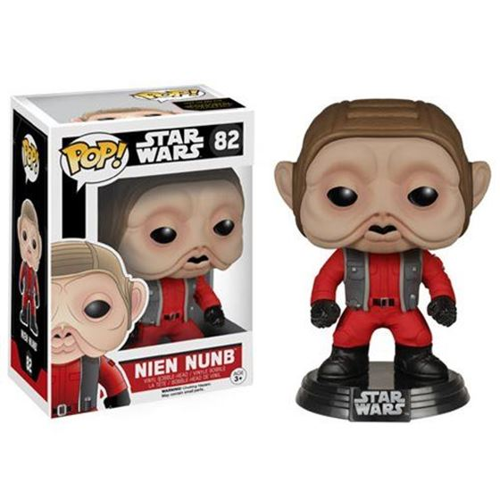 תמונה של Star Wars: Episode VII - The Force Awakens Nien Nunb Pop