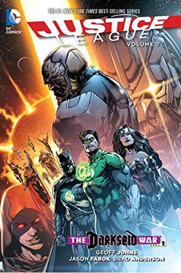 תמונה של JUSTICE LEAGUE HC VOL 07 DARKSEID WAR PART 1