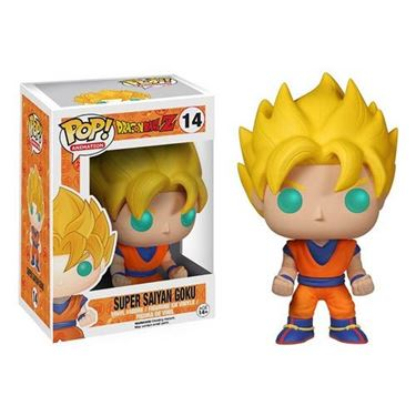 תמונה של Dragon Ball Z Super Saiyan Goku Pop