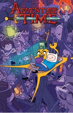 תמונה של ADVENTURE TIME TP VOL 08