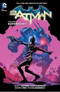 תמונה של BATMAN HC VOL 08 SUPERHEAVY