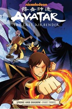 תמונה של Avatar: The Last Airbender-Smoke and Shadow Part Three