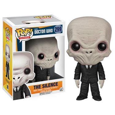 תמונה של Doctor Who The Silence Pop