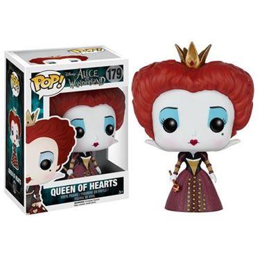 תמונה של Alice in Wonderland Queen of Hearts Pop