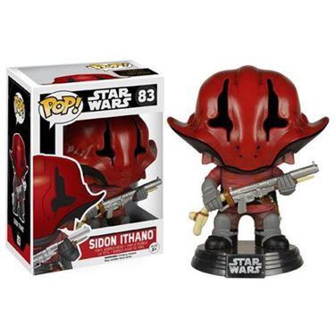 תמונה של Star Wars: Episode VII - The Force Awakens Sidon Ithano Pop