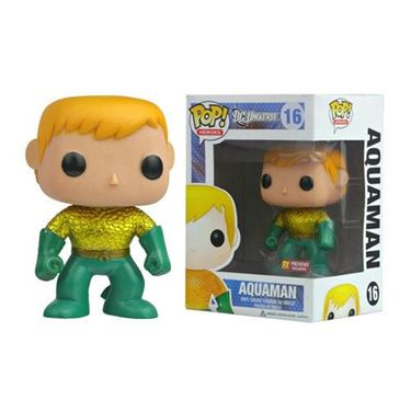 תמונה של Aquaman New 52 Previews Exclusive Pop