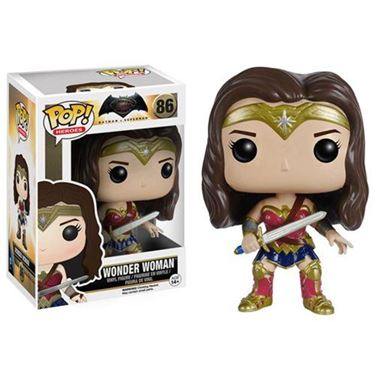תמונה של Batman v Superman: Dawn of Justice Wonder Woman Pop