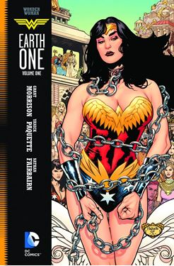 תמונה של WONDER WOMAN EARTH ONE TP VOL 01