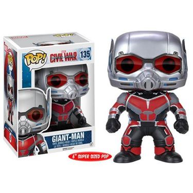 תמונה של Captain America: Civil War Giant Man 6-Inch Pop