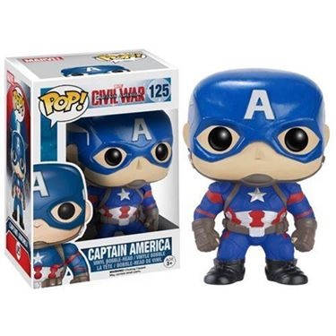 תמונה של Captain America: Civil War Captain America Pop