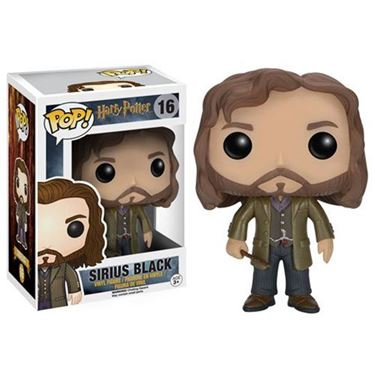 תמונה של Harry Potter Sirius Black Pop