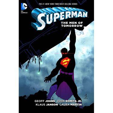 תמונה של SUPERMAN THE MEN OF TOMORROW TP
