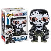 תמונה של Captain America: Civil War Crossbones Pop