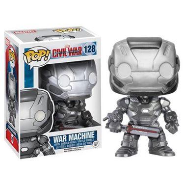 תמונה של Captain America: Civil War War Machine Pop