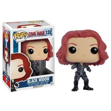 תמונה של Captain America: Civil War Black Widow Pop