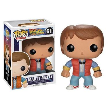 תמונה של Back to the Future Marty McFly Pop