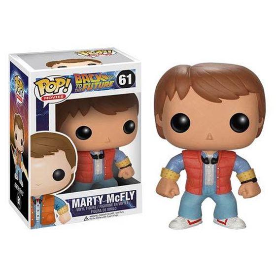 תמונה של Back to the Future Marty McFly Pop
