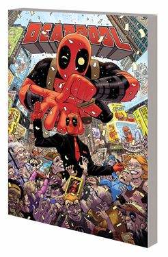 תמונה של DEADPOOL WORLDS GREATEST TP VOL 01 MILLIONAIRE WITH MOUTH