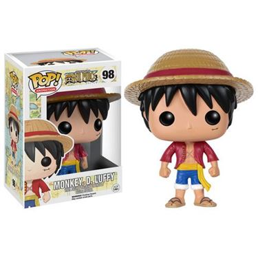 תמונה של One Piece Monkey D. Luffy Pop
