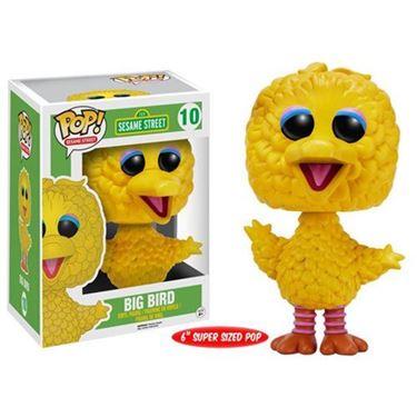 תמונה של Sesame Street Big Bird 6-Inch Pop