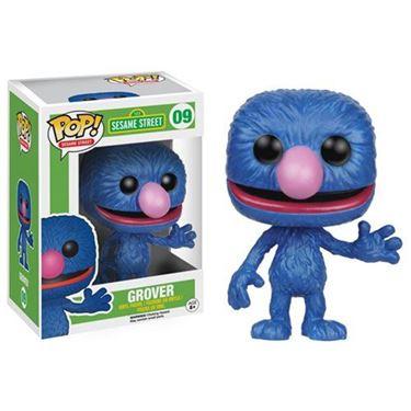 תמונה של Sesame Street Grover Pop