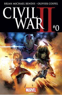 תמונה של CIVIL WAR II #0