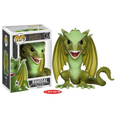 תמונה של Game of Thrones Rhaegal Dragon 6-Inch Pop