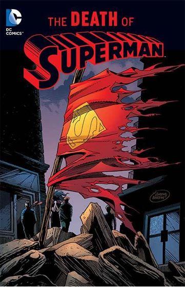תמונה של SUPERMAN THE DEATH OF SUPERMAN TP