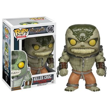 תמונה של Batman Arkham Asylum Killer Croc Pop