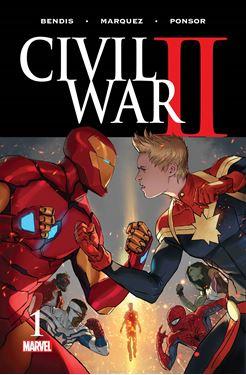 תמונה של CIVIL WAR II #1