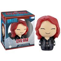 תמונה של Captain America: Civil War Black Widow Dorbz