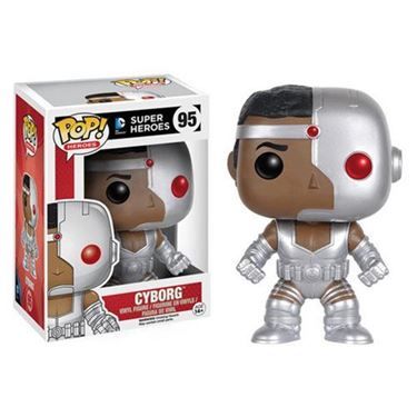 תמונה של Justice League Cyborg Pop