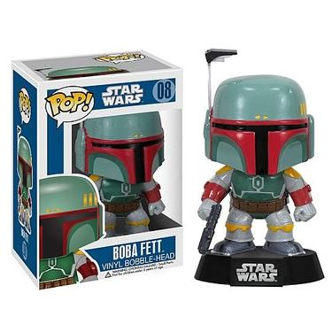 תמונה של Star Wars Boba Fett Pop