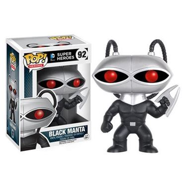 תמונה של Aquaman Black Manta Pop