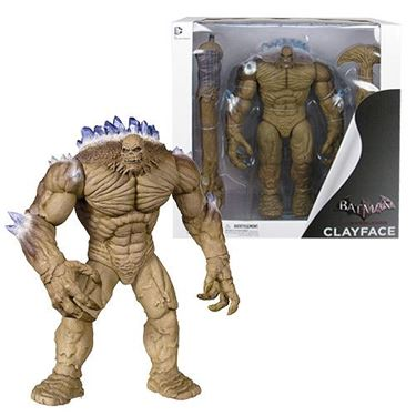 תמונה של Batman Arkham City Clayface Deluxe Action Figure