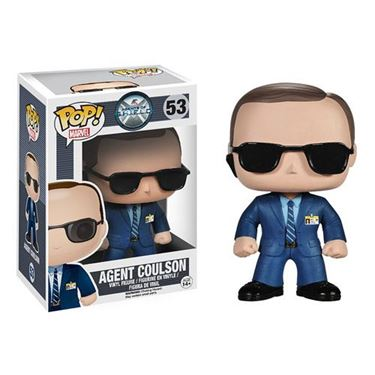 תמונה של Agents of SHIELD Agent Coulson Pop